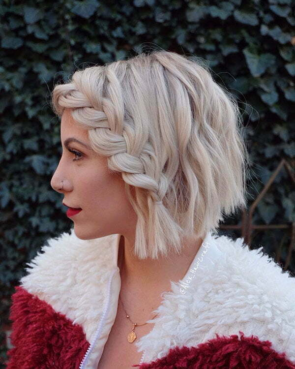 Short Braids Hairstyles