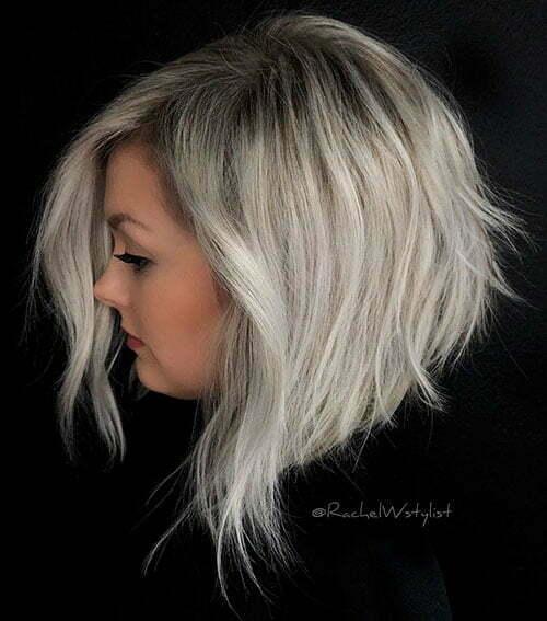 Gute Frisuren für kurzes Haar