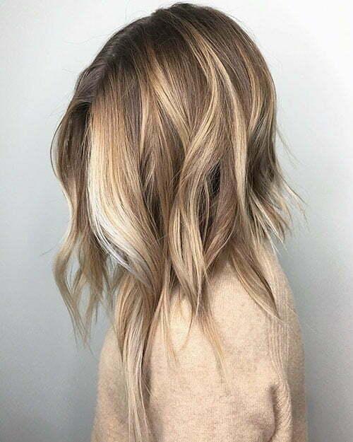 New Short Hair Style