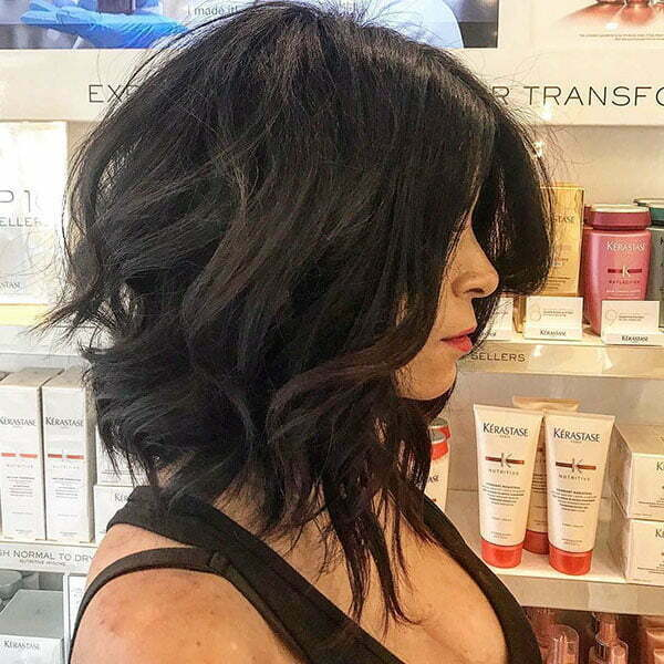 45 Best Short Hairstyles For Thick Hair 2019