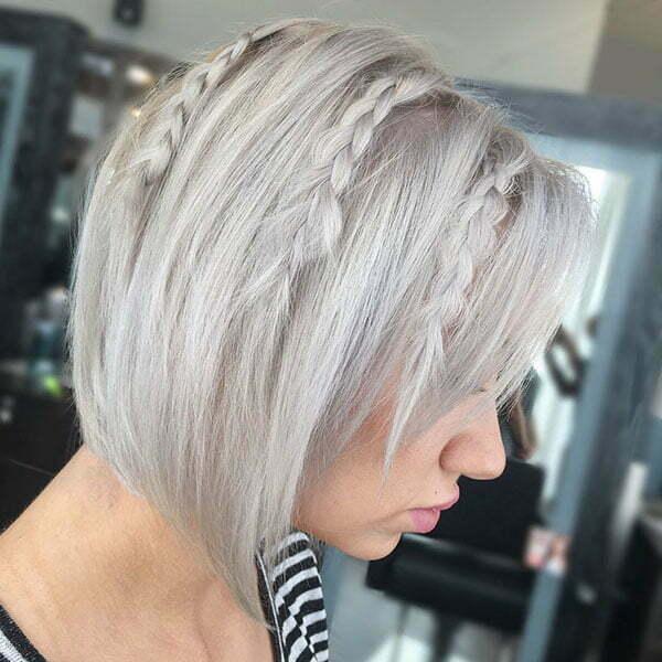 Simple Braids For Short Hair
