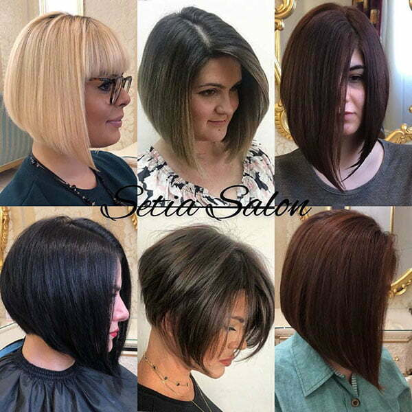 Short Female Haircuts