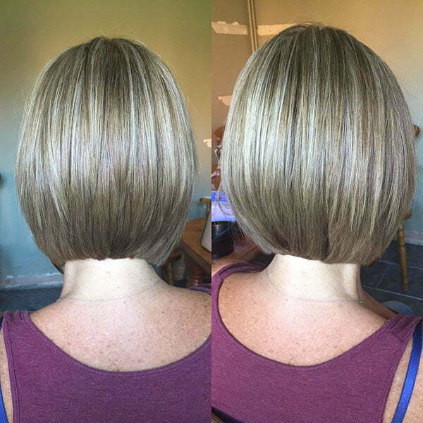 New Short Hair Style For Women