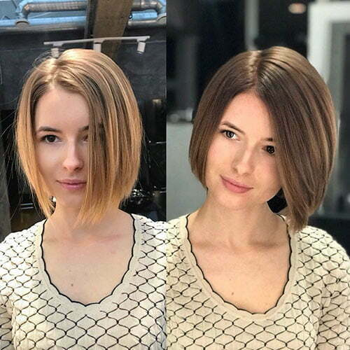 Schöne, kurze Frisuren