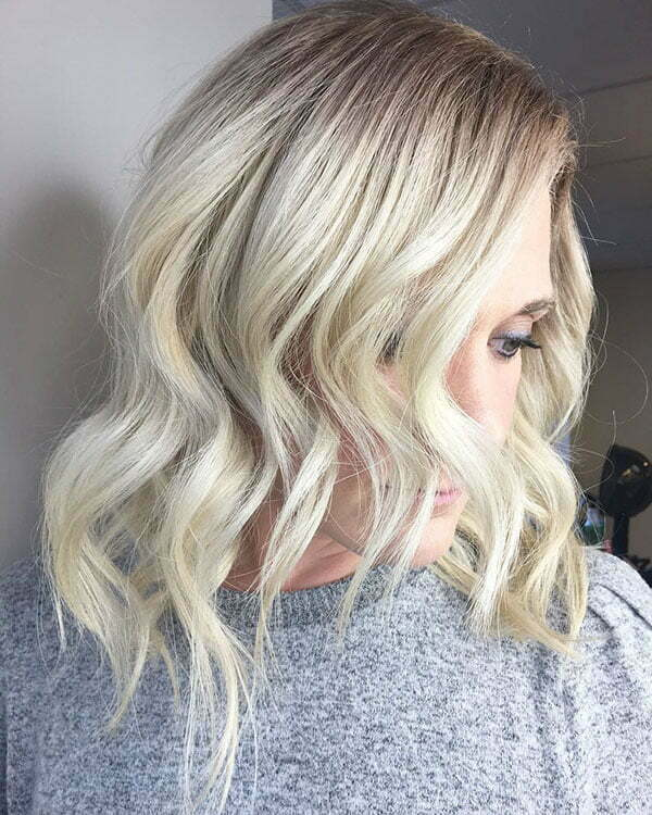 Best Short Blonde Hairstyles