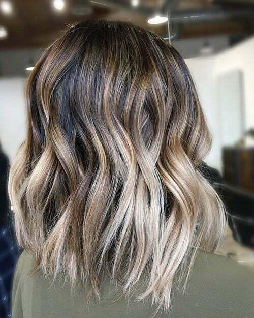 Bilder von kurzen Haarschnitten