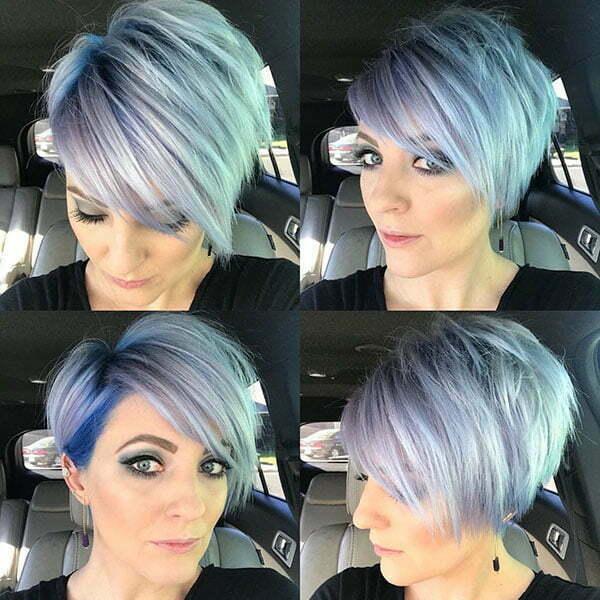 Pixie Bob Haircut
