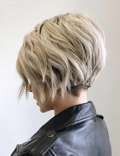 Fine Short Haircuts-7