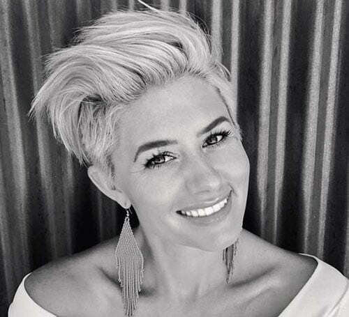 Short Hairstyles for Thick Hair-9