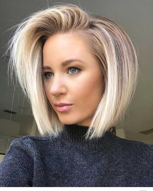 Fine Short Hair