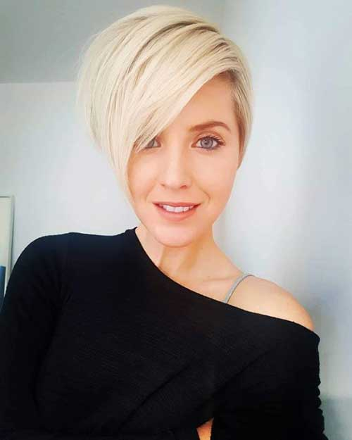 Trendy Short Haircuts