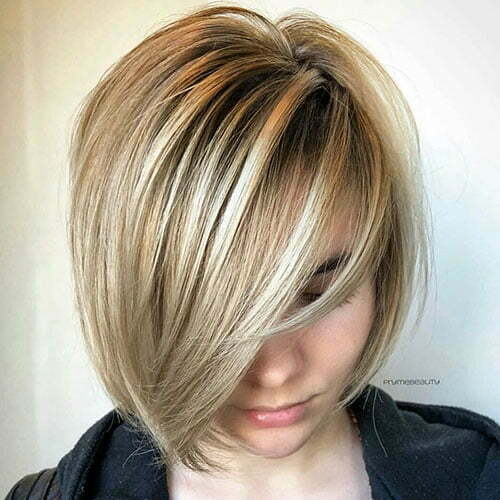 Balayage 2019: 40 New Blonde Bob Hairstyles In 2019