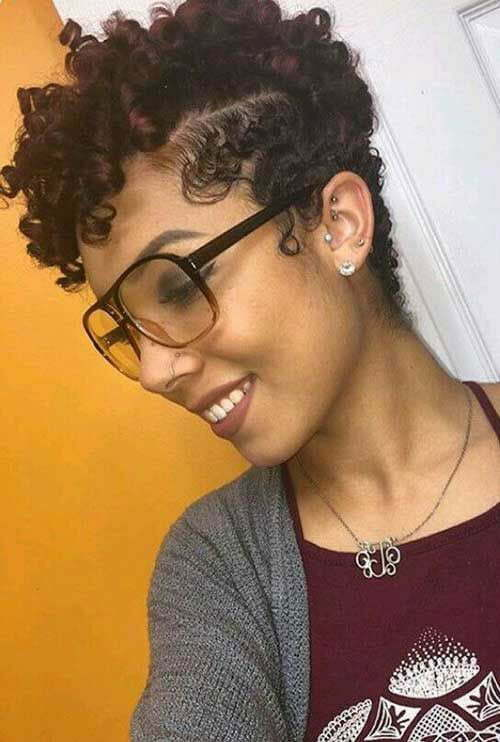 Short Hair Cuts on Black Women-16