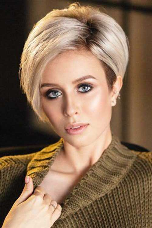 Simple Short Hairstyles-16