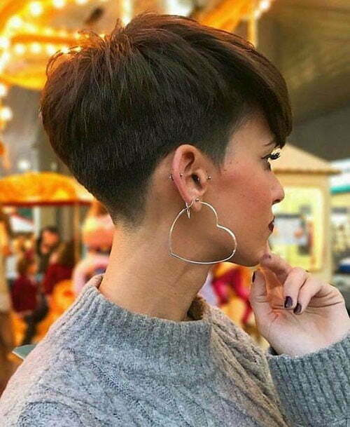 Cute Short Haircuts-17