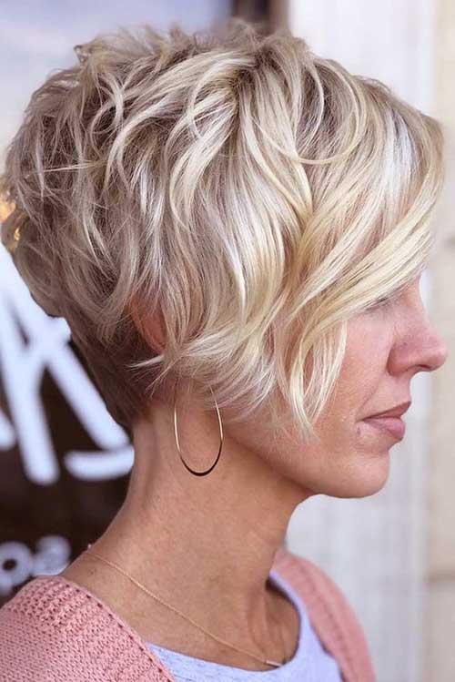 Einfache Kurze Frisuren-17