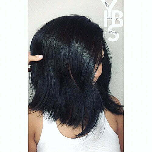 Cute Short Bob Haircuts