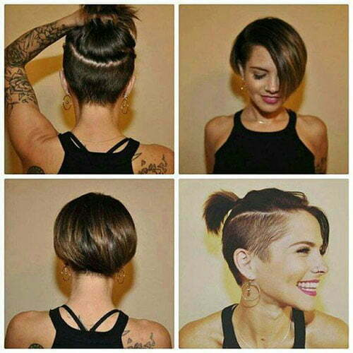 Cute Short Haircuts-19