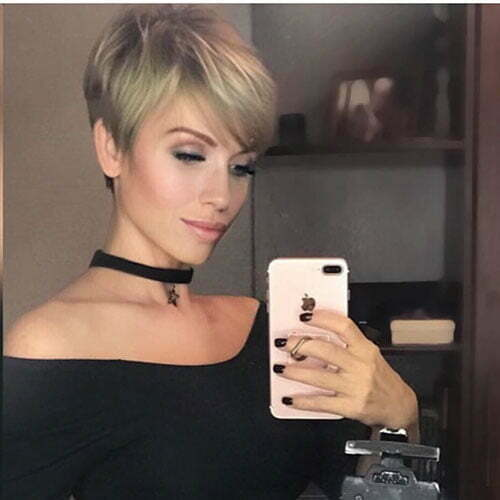 Pixie Cuts For Women