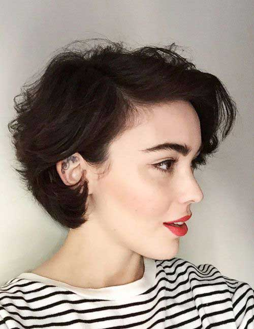 Curly Bob Hairstyles For Chic Women Short Haircut Com