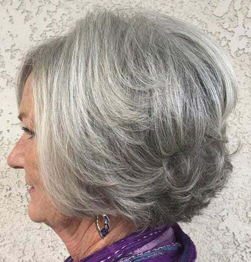 Best Short Haircuts for Women Over 50-20