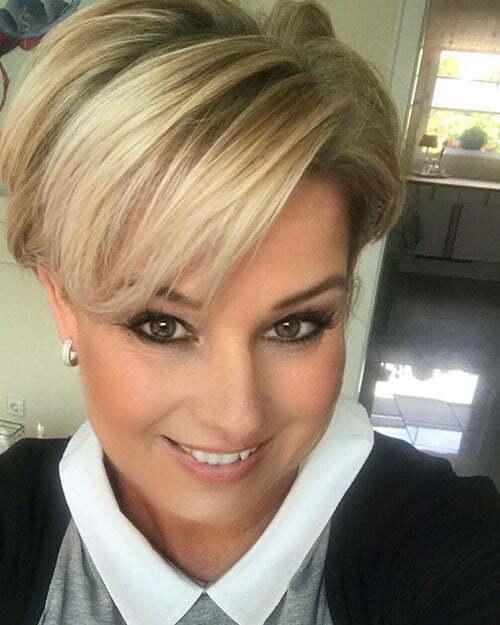Long Pixie Haircuts For Women
