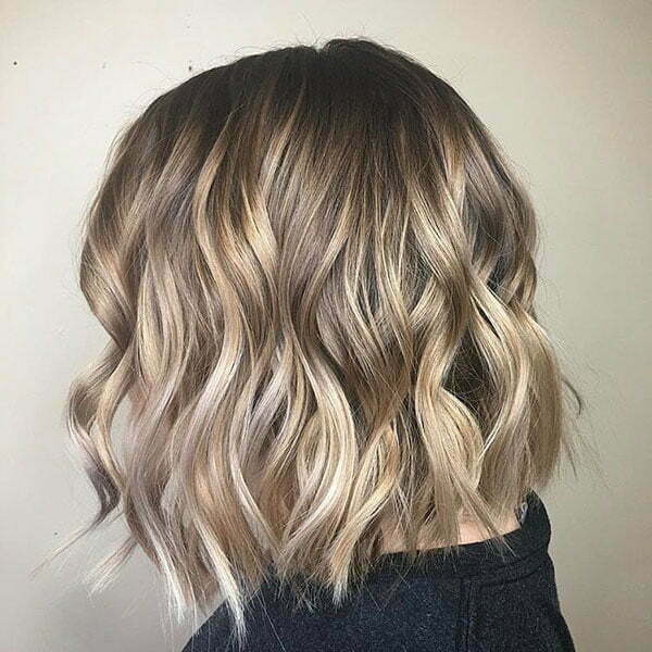 Easy Hairstyles For Short Wavy Hair