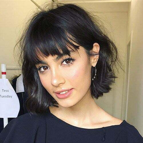 Cute Short Haircuts-28