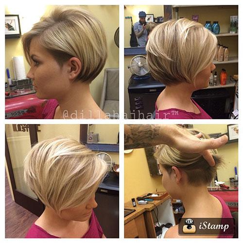 Pixie-Frisuren für Frauen