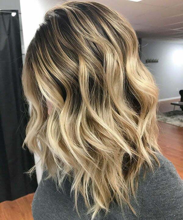 Short And Wavy Hair