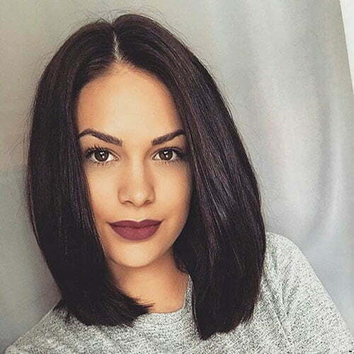 Women Bob Hair Cut
