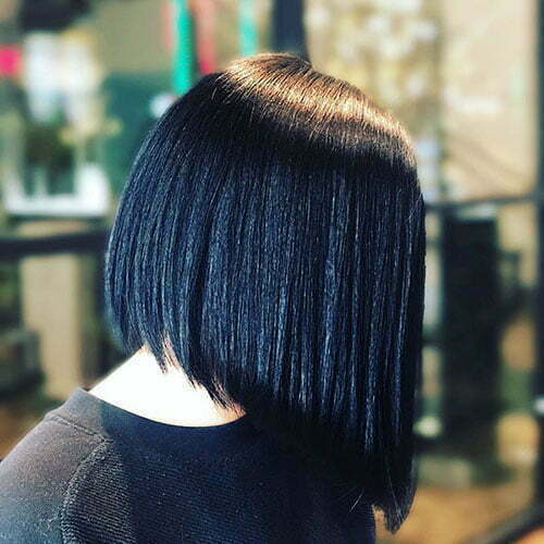 Straight Bob Haircut