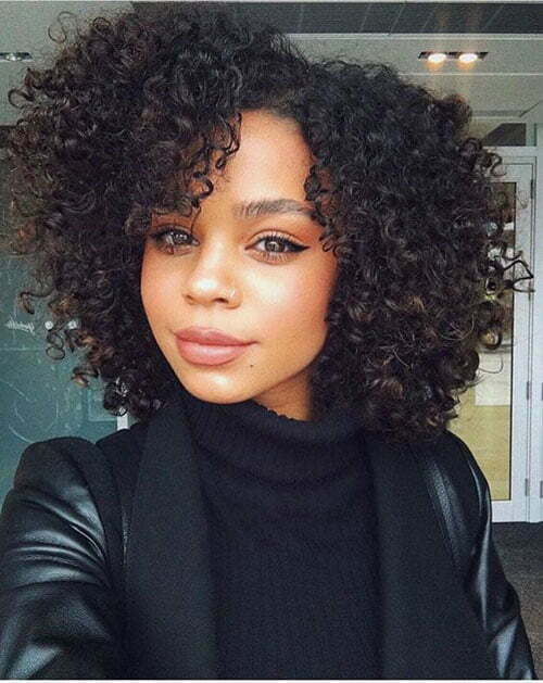 Short Hair Cuts on Black Women-7