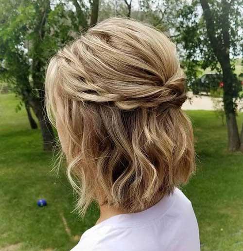 Einfache Kurze Frisuren-7