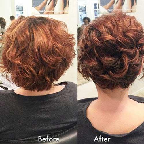 Einfache Kurze Frisuren-8