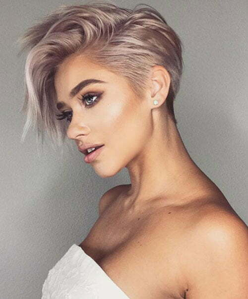 Good Colors for Short Hair