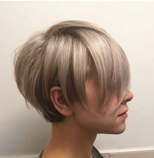 New Fashion Short Hairstyles