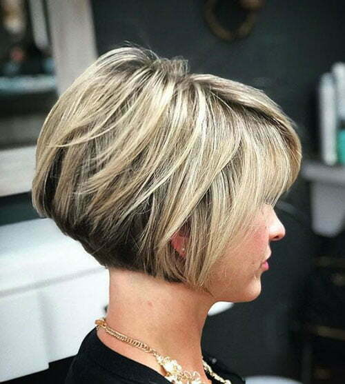 Hair Cut Short Style