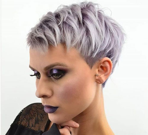 Womens Short Hair Cuts 2019