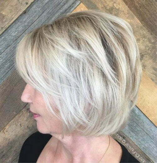 Short Haircuts 2019 for Women Over 50