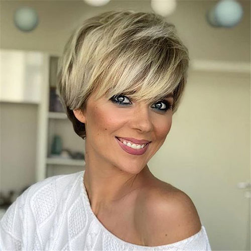 Pixie haircuts short hairstyles 2019 female over 50