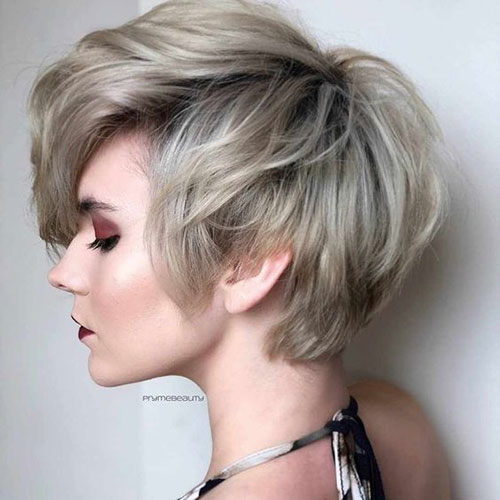 Women's Short Haircuts 2019
