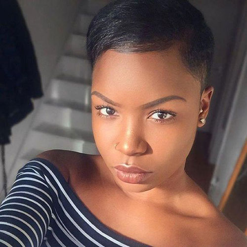 Short A Cut Hairstyles