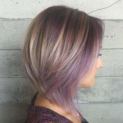 Pretty Hair Colors for Short Hair
