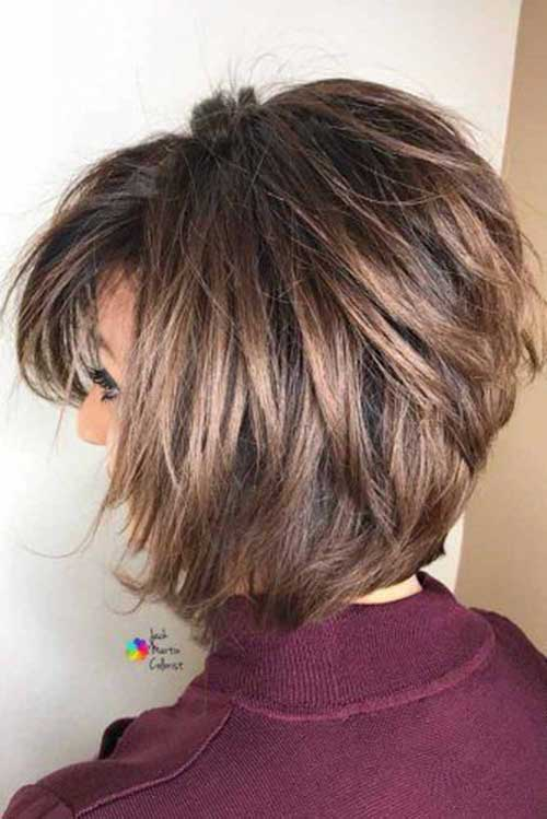 70 Best Short Layered Haircuts For Women Over 50