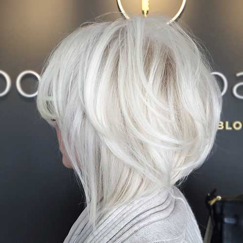 70 Best Short Layered Haircuts For Women Over 50 Short Haircut Com