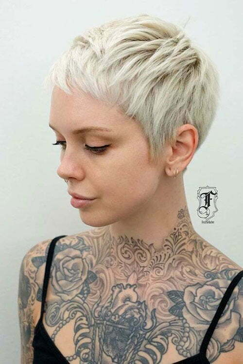 Pixie Blonde Hair-14