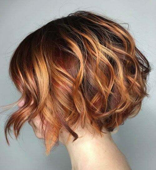 Wavy Bob Hairstyles-15
