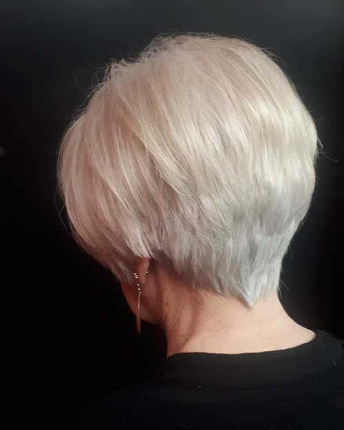70+ Best Short Layered Haircuts For Women Over 50