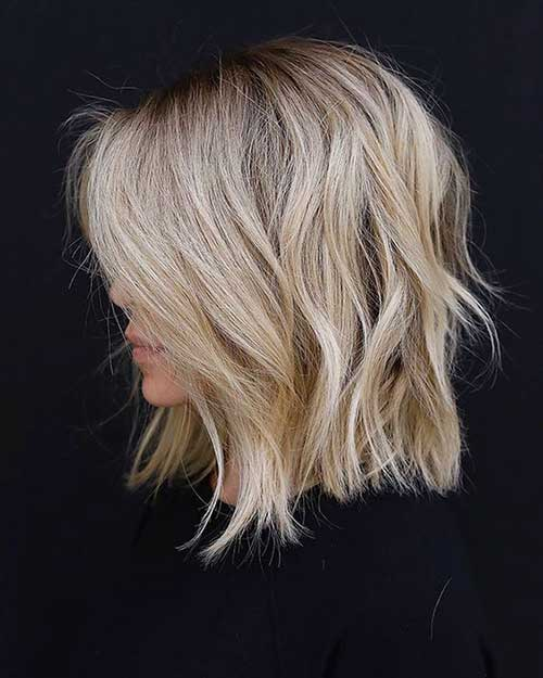 Short Wavy Hair-17